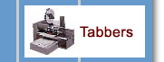 mail tabbing machines